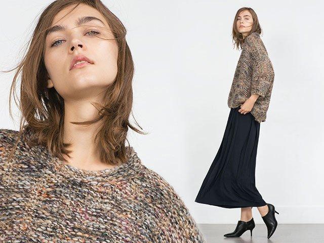 Модные вязаные модели 2015 года для женщин