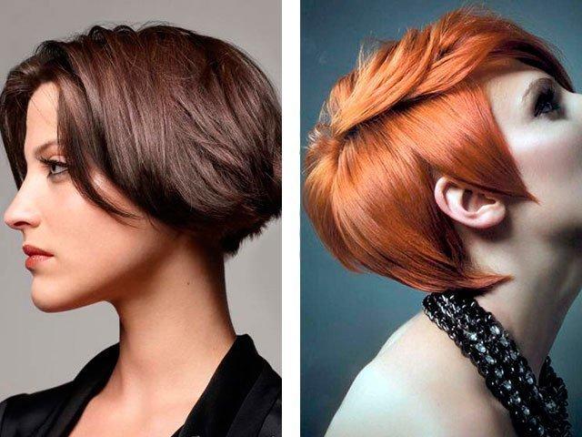 Как подстричься женщине : модные женские стрижки фото идеи