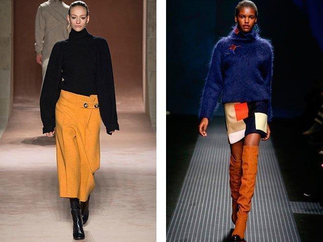 Как связать свитер для женщины спицами: простая схема