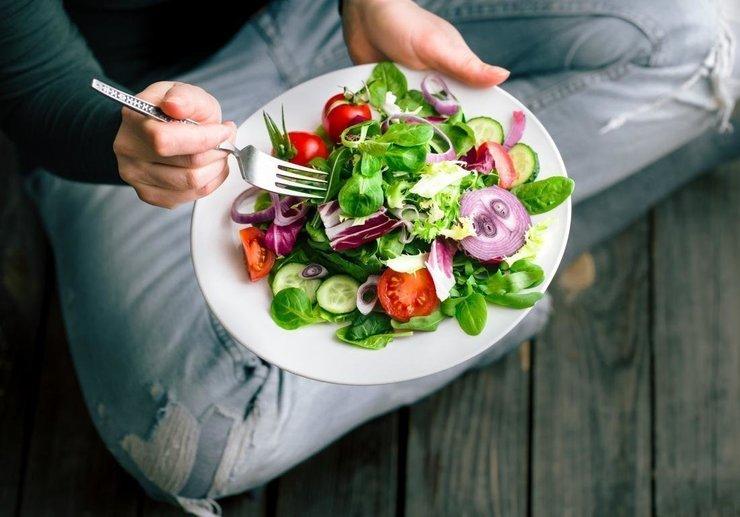 Вариант сбалансированного обеда