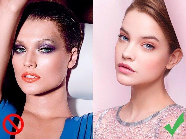 Правильный дневной макияж