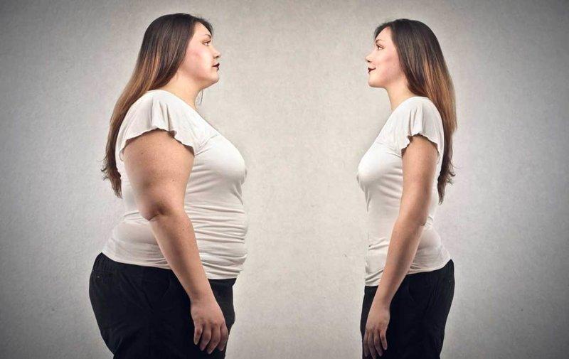 Быстрое похудение без диет