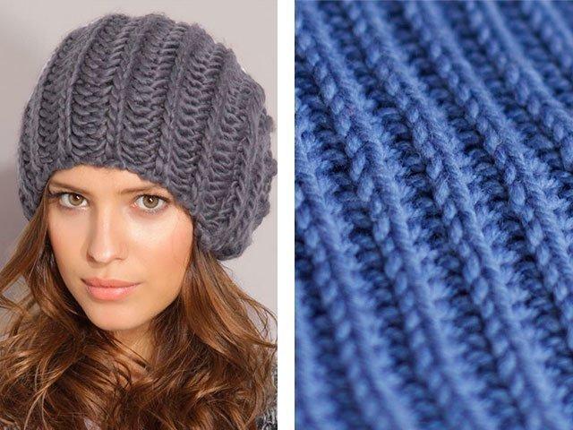 связать шапку спицами для женщины новые модели фото