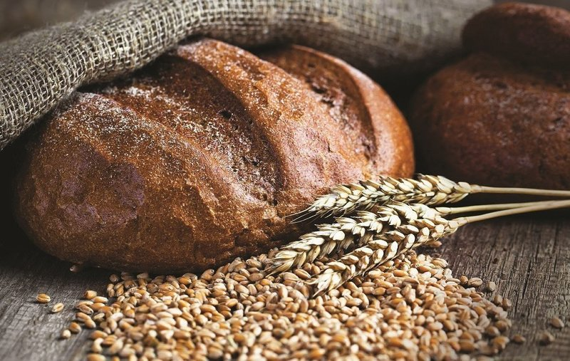 Ржаной хлеб для маски