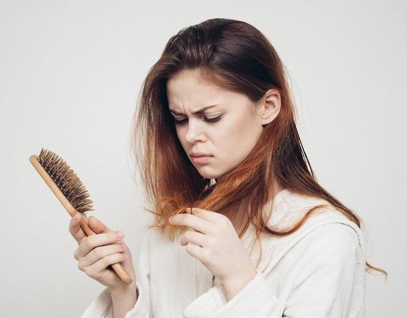 Исследование кончиков волос