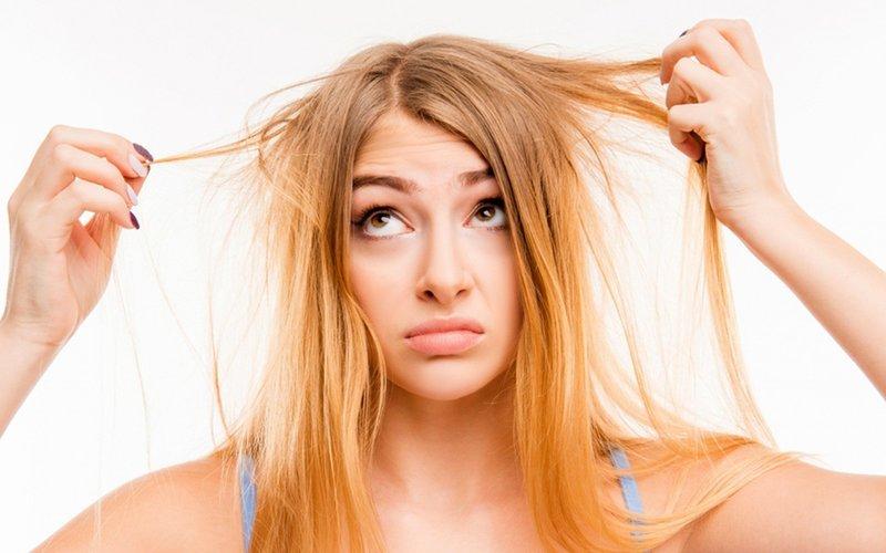 Оценка состояния волос