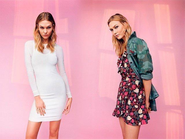 1 Мода весна-лето 2018 – повседневные платья на каждый день (фото новинки) 45b78d9af07