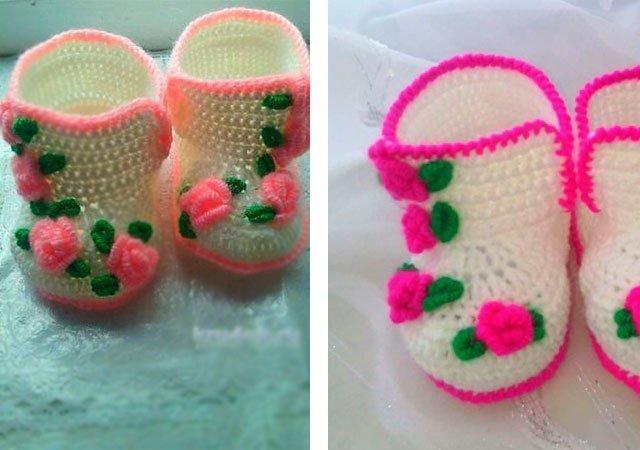 Самое простое вязание крючком для ребенка