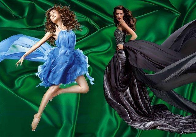 a1008a1eff9 Как сшить платье своими руками быстро и без выкройки