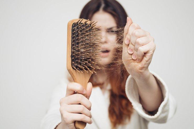 Домашние маски от выпадения волос