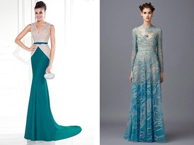 Вечерние платья на свадьбу фото новинки 2018