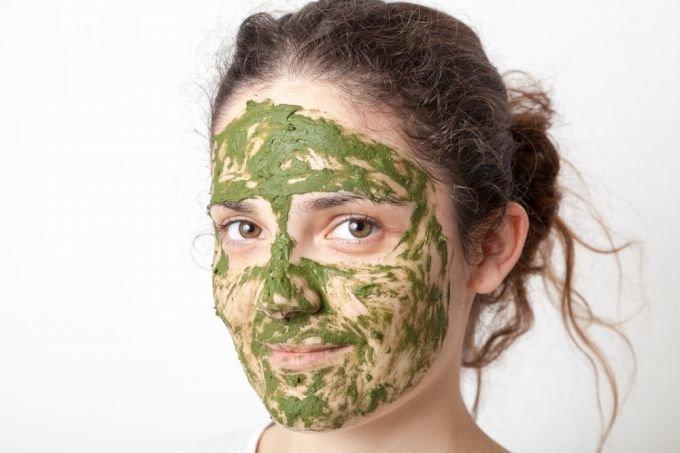 Очищающие маски для лица