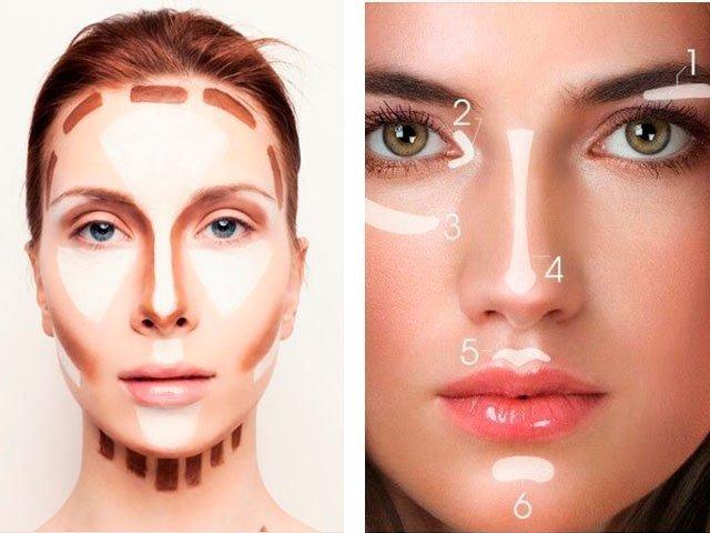 Как красиво накрасить глаза с нависшими веками пошагово 87