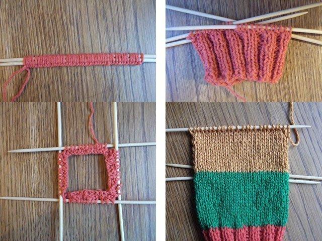 как вязать носки спицами для начинающих пошагово