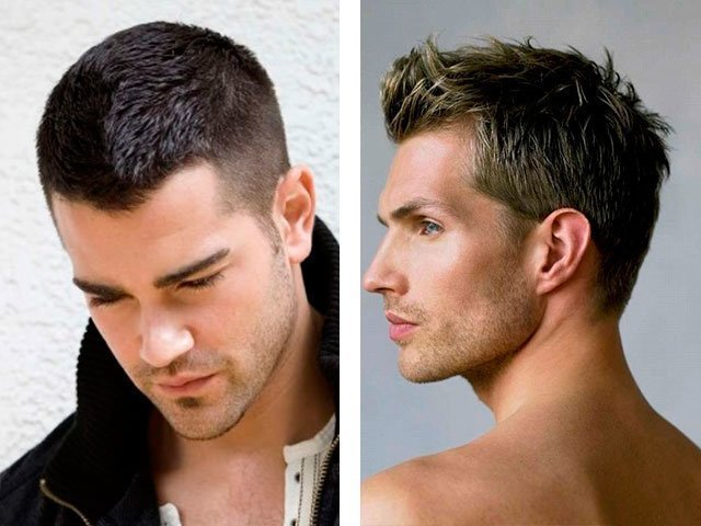 мужские стрижки на короткие волосы 2016 фото новинки фото