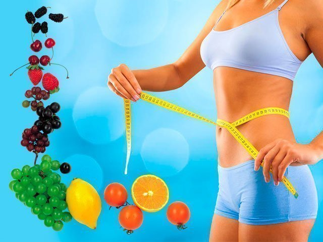 меню чтобы убрать жир с живота