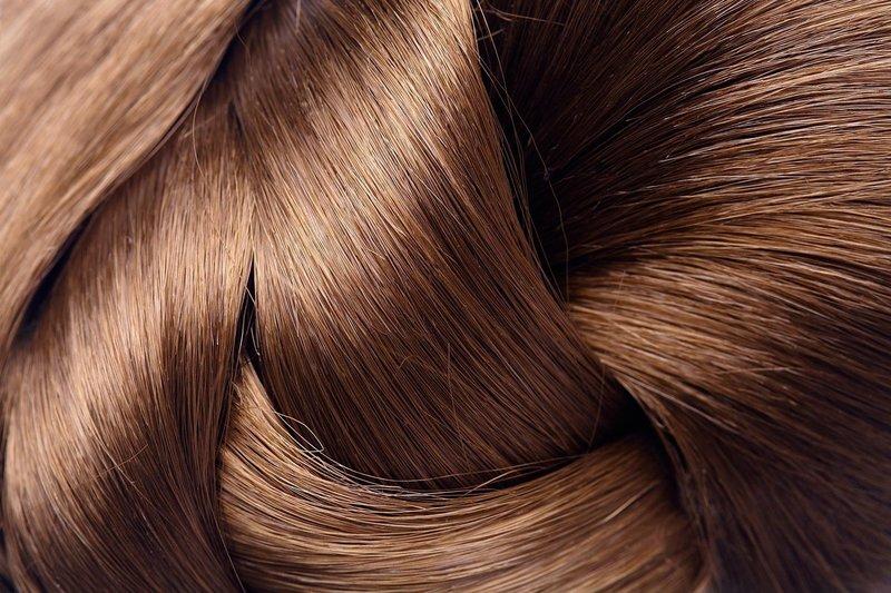 Шелковистые здоровые волосы