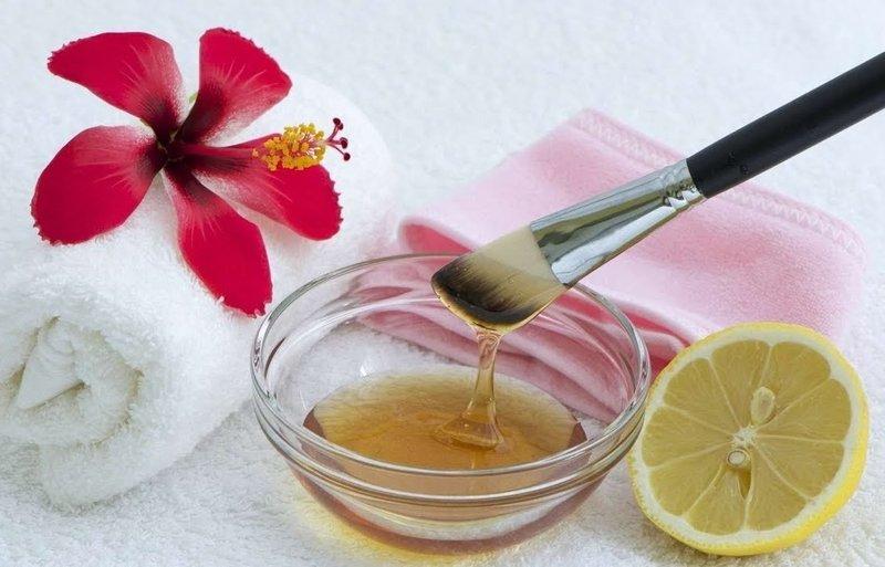 Изготовление маски с медом