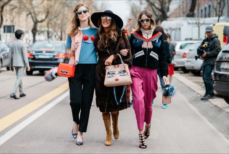 Модные стили и направления для весны 2019