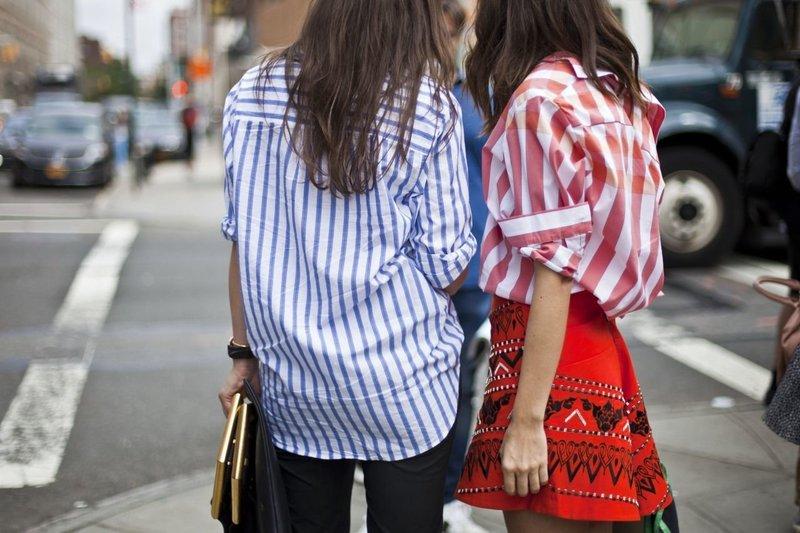 Блузки и рубашки весна-лето 2019
