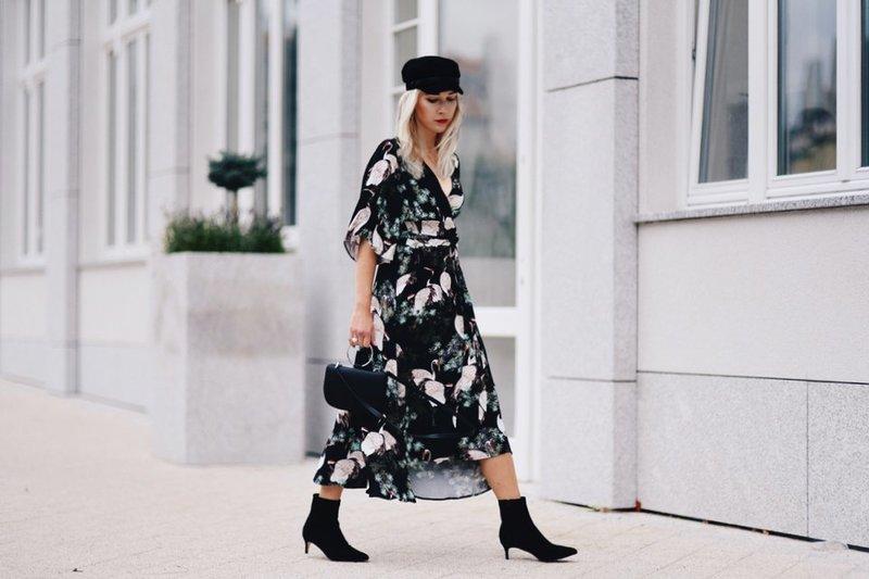 Модные модели платьев на весну