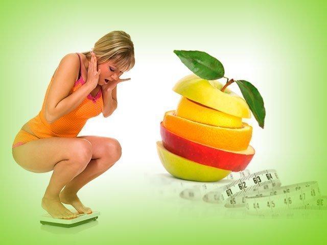 Индекс массы тела у женщины
