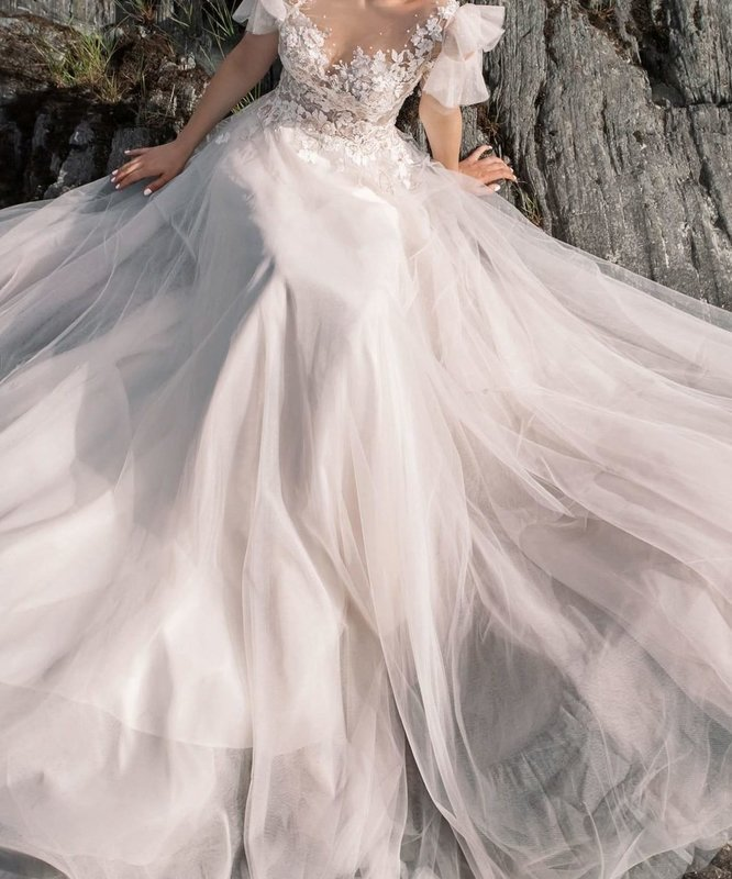 Свадебное платье Strekkoza Clair