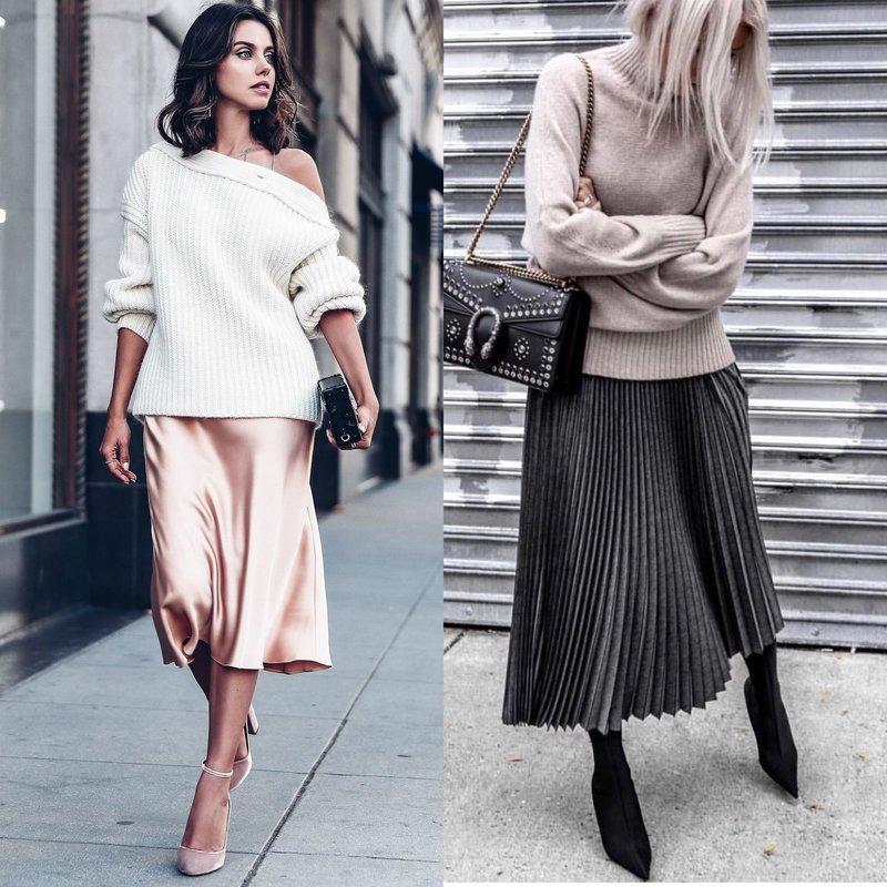 Весенние юбки: тренды и новинки