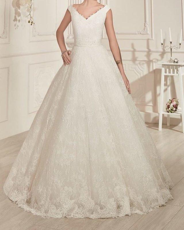 Свадебное платье Ida Torez Friya