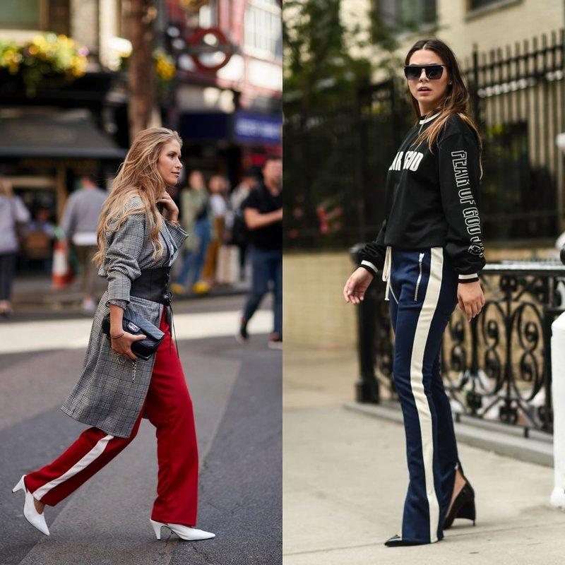 Спорт-шик: мода весна-лето 2019