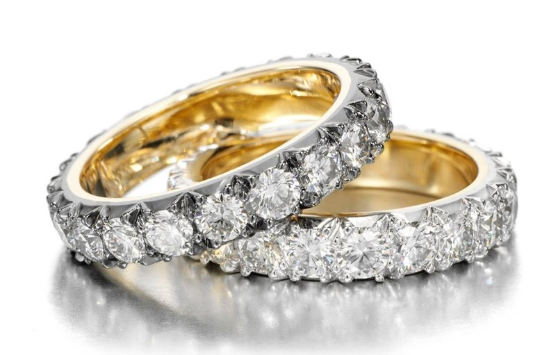 Изделия с камнями на свадьбу