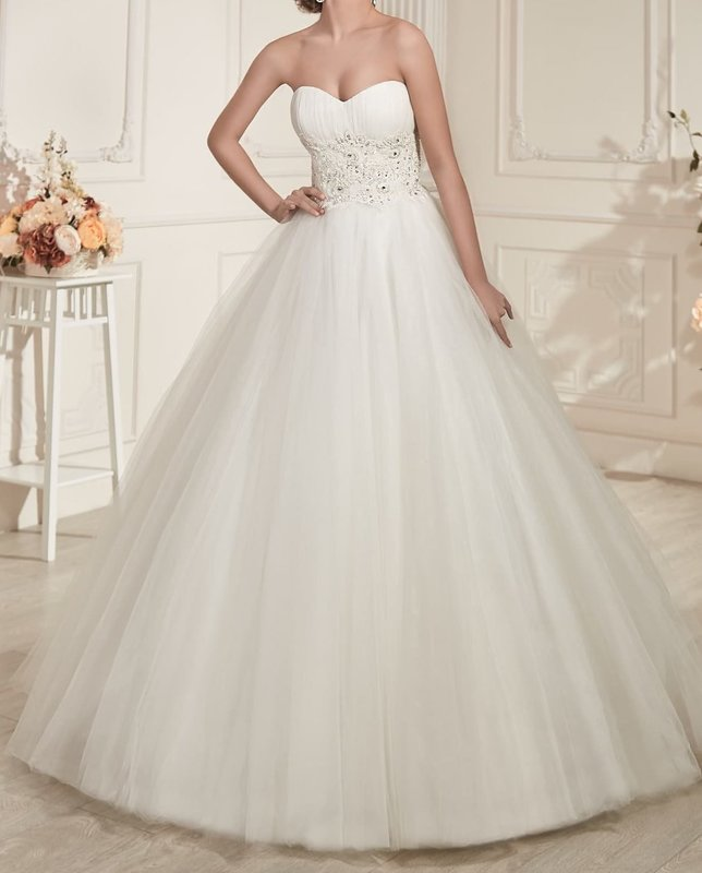 Свадебное платье Ida Torez Morel