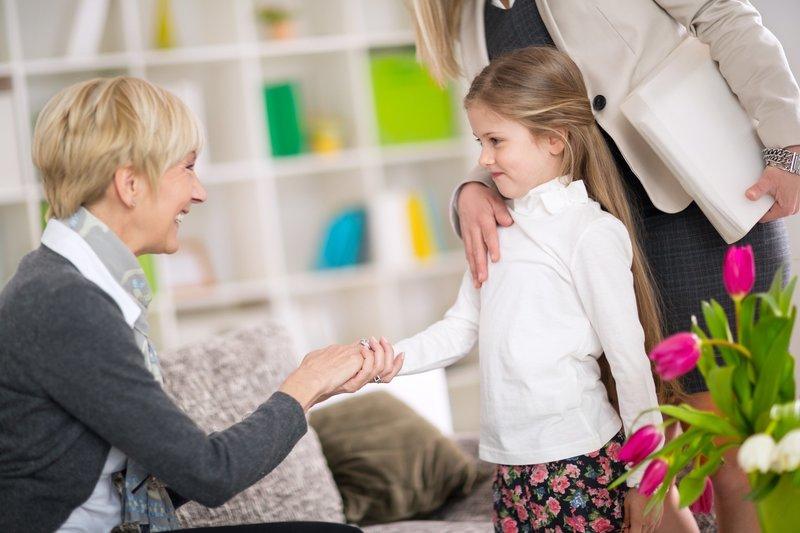 Хорошие манеры у ребенка