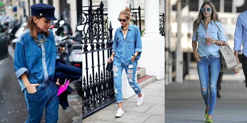 Модные луки весна 2019