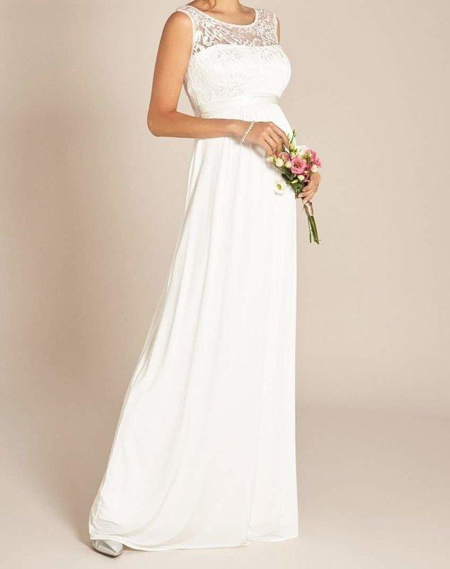 Свадебное платье для раннего срока