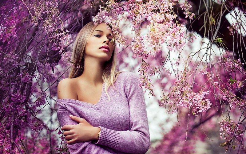 Модные весенние свитера