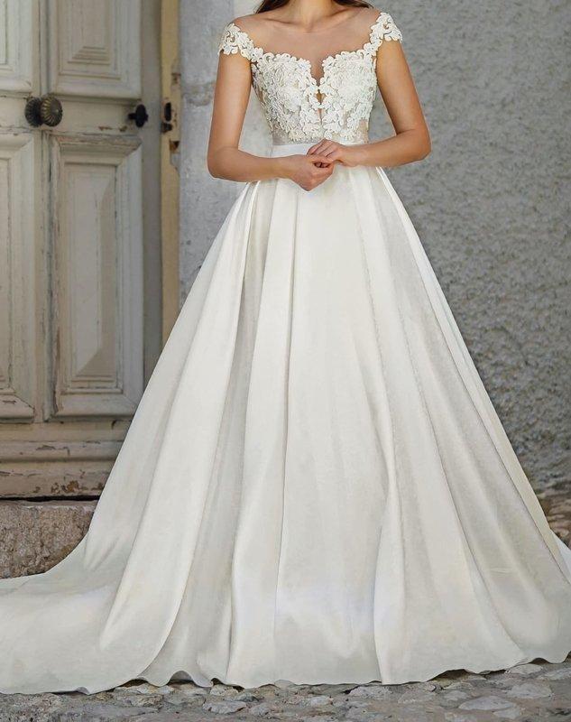 Свадебное платье Yuna