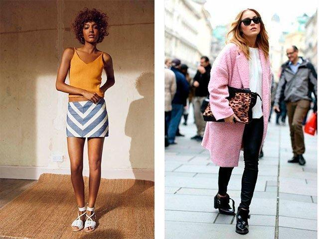 1a6ff5e7f Платья, шорты, юбки или обычные джинсы – они всегда у нас под рукой. С  одними и теми же джинсами можно создавать неповторимые образы, ...