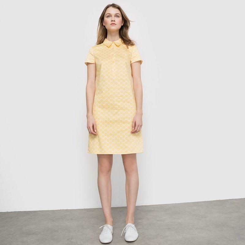 Платье-рубашка: модные образы