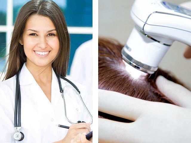 какой врач по выпадения волос