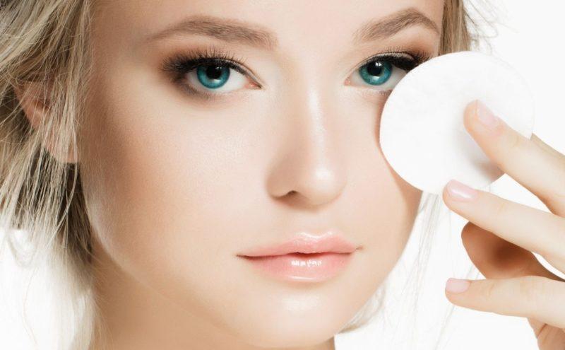 Кожа после использования яичной маски для лица для сухой кожи