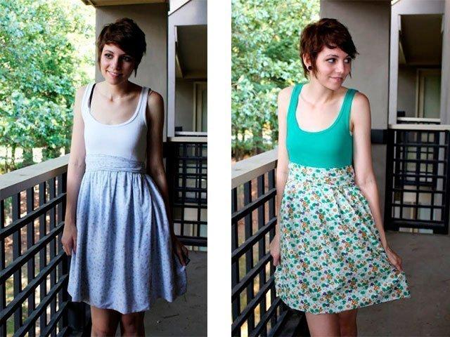 8ab451c17c2ccc8 Выкройки и описание для начинающих как сшить летнее платье