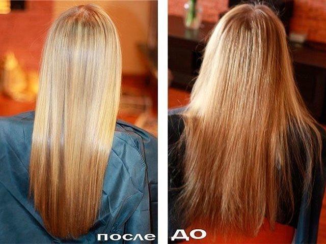 Как можно сделать ламинирование волос в домашних условиях