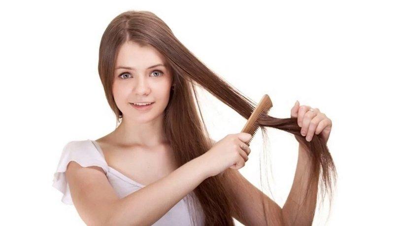 Нанесение никотиновой кислоты на волосы улучшает их состояние