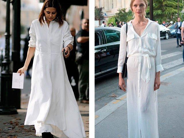 421e12b73af Выкройка платья рубашки - с чем носить платье рубашку фото