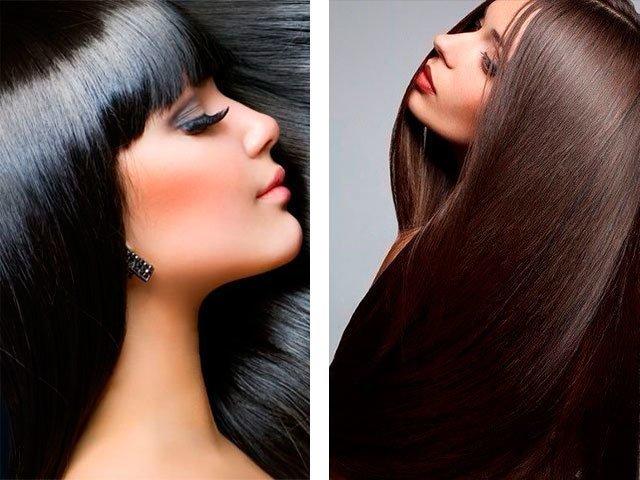 Как выпрямить волосы без выпрямителя в домашних 56