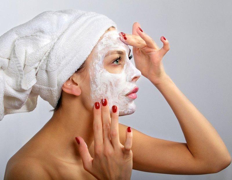 Домашняя маска против морщин
