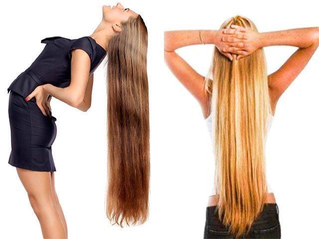 Как вырастить волосы в домашних условиях за неделю