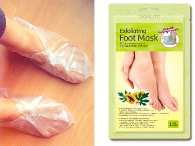 Носочки для педикюра л'этуаль: фото, отзыв, применение | okosmeo.