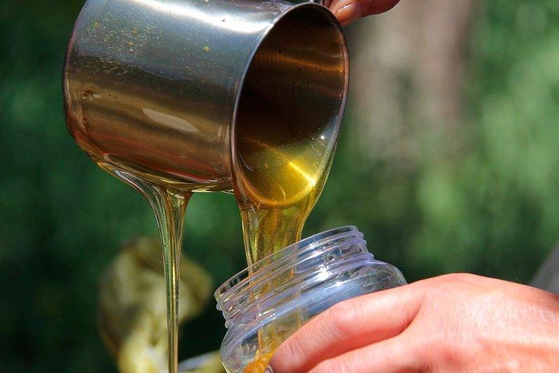 Приготовление медового лекарства от простатита